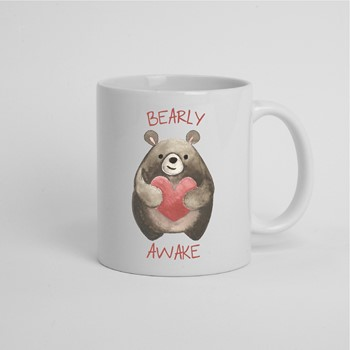Skodelica Bearly awake 01